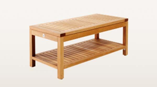Kent Coffee Table 110 110x50x46 Lister Teak