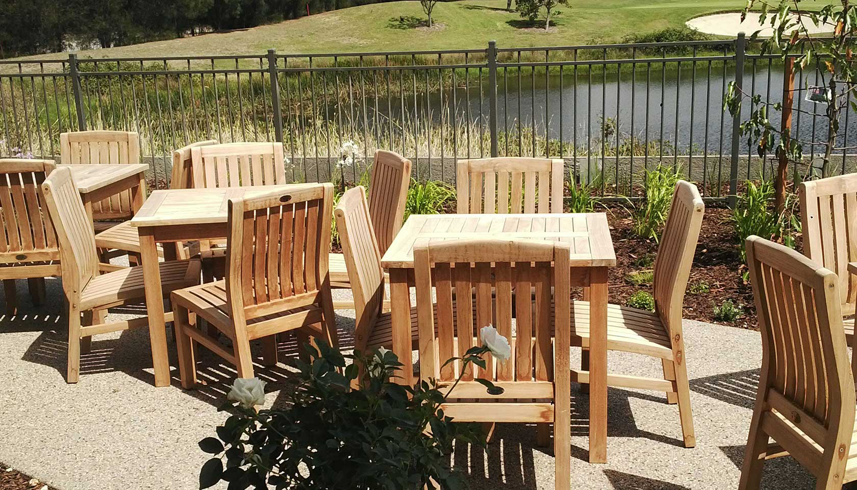 Teak Garden Furniture 2