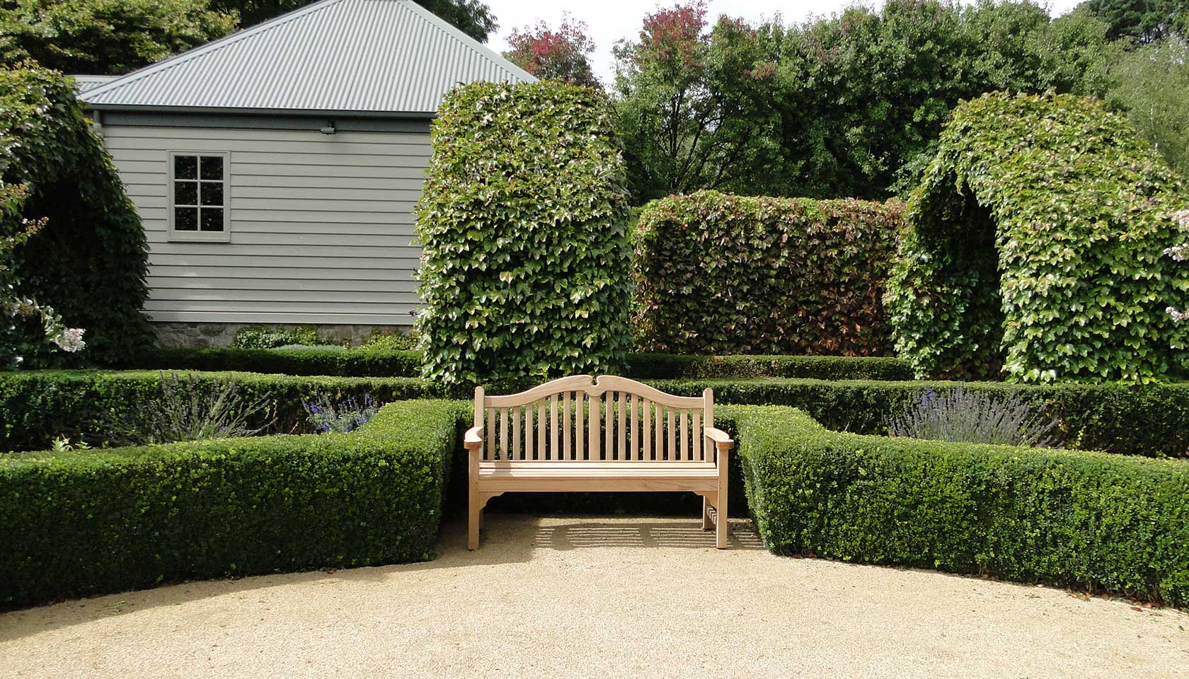 Lister Teak Garden Furniture Teak Benches Loungers